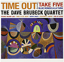 Vinyle Dave Brubeck Quartet - Time Out