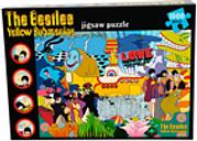 Puzzle The Beatles - Yellow Submarine
