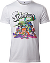 T-shirt Nintendo - Splatoon