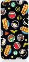 Étui iPhone Superheroes DC Comics 250950