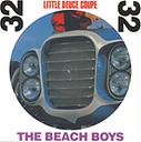 Vinyle Beach Boys - Little Deuce Coupe (Stereo & Mono) (Picture Disc)