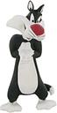 Looney Tunes mini figurine Sylvester 8 cm