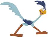 Looney Tunes mini figurine Road Runner 8 cm