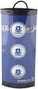 Everton Lot de 3 Balles de Golf