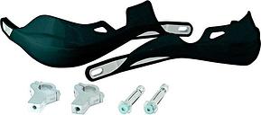 ShinYo Handprotektorenpaar 2-Punkt Kunststoff/Alu für 22mm L