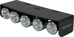 Highsider LED Tagfahrlicht/Standlicht Penta schwarz