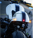 Kellermann LED Brems-/Rücklicht M5 Atto® RB vertikal schwarz