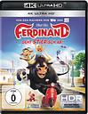 Ferdinand - Geht STIERisch ab! (4K Ultra HD)