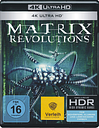Matrix Revolutions (4K Ultra HD)