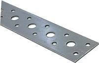 Varnished Cold-pressed steel Flat Bar  (L)1000mm (W)40mm (T)2mm
