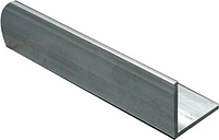 Aluminium Equal L-shaped Angle profile  (L)1m (W)40mm