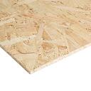 OSB 3 Board (L)2.44m (W)1.22m (T)9mm