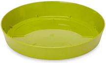 Blooma Nurgul Green Saucer (Dia)15.5cm