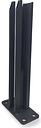 Steel Post base (L)165mm (W)70mm