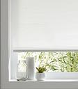 Halo Corded White Plain Daylight Roller Blind (W)180cm (L)180cm