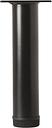 Rothley (H)200mm Painted Black Furniture leg