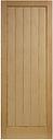 Cottage Clear pine LH & RH Internal Door  (H)2040mm (W)726mm