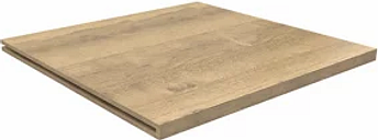 Form Konnect Oak effect Shelf (L)314mm (D)314mm