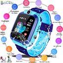 2020 New Smart watch LBS Kid SmartWatches Baby Watch for Children SOS Call Location Finder Locator Tracker Anti Lost Monitor+Box