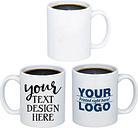 Taza personalizada, taza personalizada, diy estampado, texto de foto, logotipo, taza de café dada a