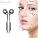 Rodillo de belleza 3D para el cuidado Facial, herramientas para el cuidado Facial, Estiramiento