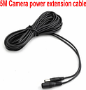 5M 5.5*2.1mm Power Cord Power Adapter Extension Cable CCTV Camera Extend Wire