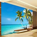 Mural de papel pintado con foto 3D personalizado para sala de estar
