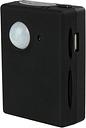 Mini X9009 GPS Tracker Smart Wireless PIR Motion Detector Sensor Support HD Camera SMS MMS GSM Anti-theft Alarm System Mirco USB