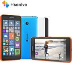 "Nokia Lumia 640XL Refurbished-Original 8MP Camera Quad-core 8GB ROM 1GB RAM phone LTE FDD 4G 5.0"" 1280x720 free shipping"