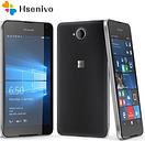 Nokia lumia 650 Refurbished-Original Quad-core 16GB ROM 1GB RAM Dual SIM/single sim phone 4G WIFI GPS 8MP Free shipping
