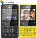 Nokia Asha 210(2013) Dual Sim Cards /One Sim Card Refurbished-Original Unlocked GSM 2.4` 2MP QWERTY Keyboard