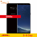 "Samsung Galaxy S8 G950U Original Unlocked LTE GSM Android Mobile Phone Octa Core 5.8"" 12MP RAM 4GB ROM 64GB Snapdragon 835 NFC"