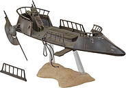 Star Wars The Vintage Collection Jabba's Tatooine Skiff Collectible Vehicle (Kids)