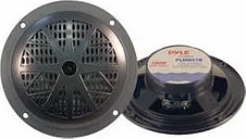Pyle plmr51b 5 25 2-way hydra series marine speaker - black  100 watts (Black)