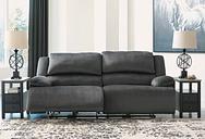 Clonmel Reclining Sofa, Charcoal