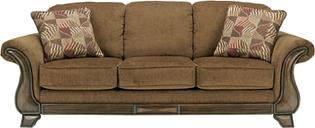 Montgomery Queen Sofa Sleeper, Mocha