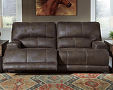 Kitching Power Reclining Sofa, Java