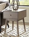 Paulrich Accent Table, Antique Gray