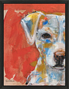 Giclee Puppy Wall Art, Multi