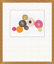 Giclee Sorbet Dots Wall Art, Multi