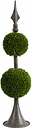 Home Accents Topiary, Green