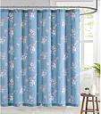 Pem America Brooklyn Loom Paulina Shower Curtain, Blue