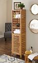 Bracken Tall Cabinet, Natural