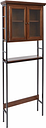 Blakely 3-Tier Space Saver, Brown