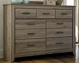 Zelen Dresser, Warm Gray