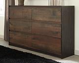 Windlore Dresser, Dark Brown