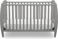 Delta Children Taylor 4-in-1 Convertible Baby Crib, Gray