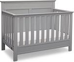Delta Children Serta Fall River 4-in-1 Convertible Crib, Gray