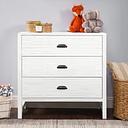 Davinci Fairway 3 Drawer Dresser, White