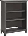 Davinci Autumn Bookcase/Hutch, Gray